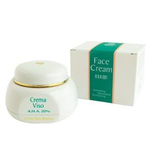 face cream a.h.a 20% sweet skin home care