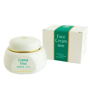 Crema viso aha 8% home care face cream