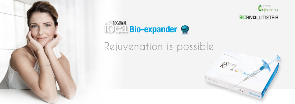Rejuvenation is possible - regenyal idea bio-expander