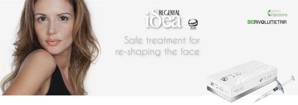 regenyal idea - safe treatment for re-shaping the face