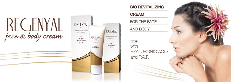 regenyal  face & body cream