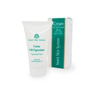 pigmented skin gel cream sweet skin home care