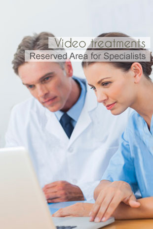Video treatments - Reserved Area for Specialists
