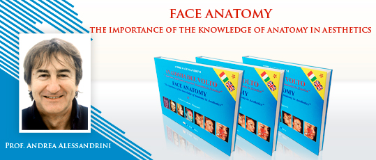 face anatomy the importance of the knowledge of anatomy in Aesthetics prof andrea alessandrini