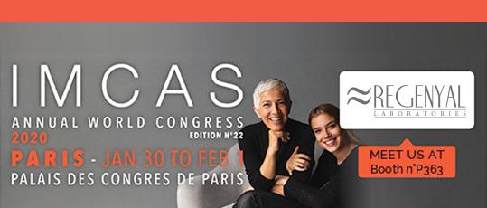 regenyal IMCAS 2020